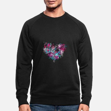 Love With Heart Love with Heart - Männer Bio Pullover