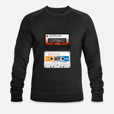 Tape Tapes Minimalectro - Sweat-shirt bio Homme