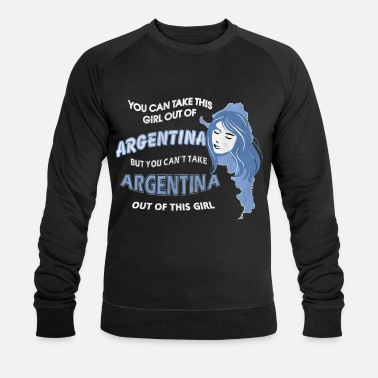 Couleurs Nationales La fierté des couleurs nationales argentines - Sweat-shirt bio Homme