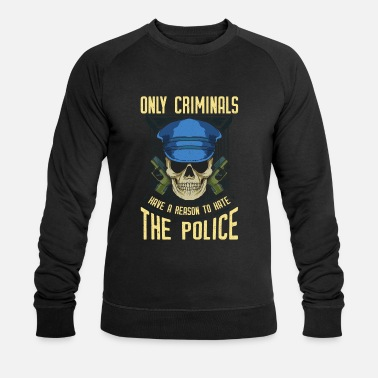 Chief Of Police Police officer police chief - Men's Organic Sweatshirt