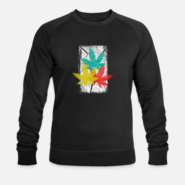 Hanf HANF CANNABIS - Sweat-shirt bio Homme