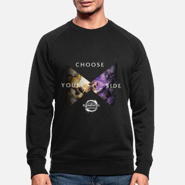 Might & Magic Choose Your Side - Men's Organic Sweatshirt
