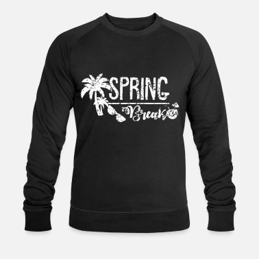Spring Break Spring Break - Sweat-shirt bio Homme