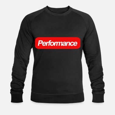 Performance performance - Sweat-shirt bio Homme