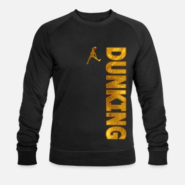 Dunking Dunking Gold - Sweat-shirt bio Homme