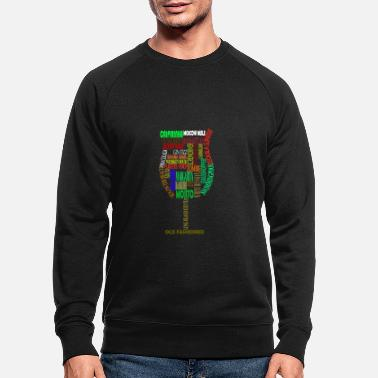 Cocktail COCKTAILS - Men's Organic Sweatshirt
