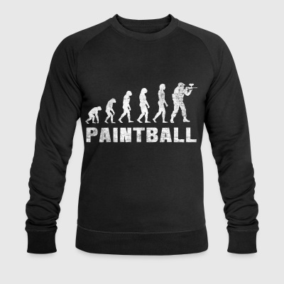 Evolution Paintball Shirt - Paintball T-shirt - Felpa ecologica da uomo di Stanley & Stella