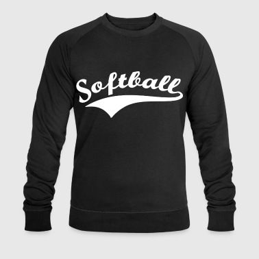 softball - Økologisk sweatshirt for menn fra Stanley & Stella