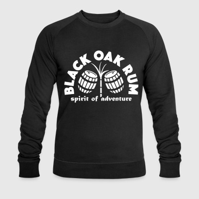 Black Oak Rum - Men's Organic Sweatshirt by Stanley & Stella