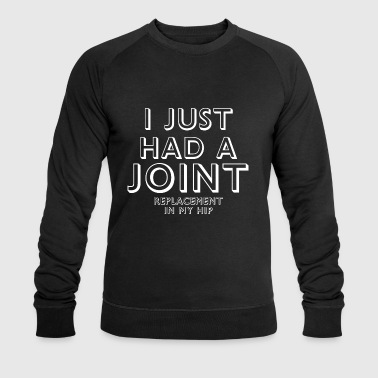 Hip Replacement Gift T-Shirt Funny Joint Surgery - Men's Organic Sweatshirt by Stanley & Stella