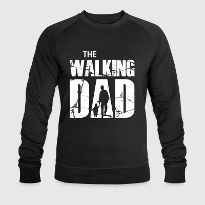 The Walking Dad - Männer Bio-Sweatshirt von Stanley & Stella
