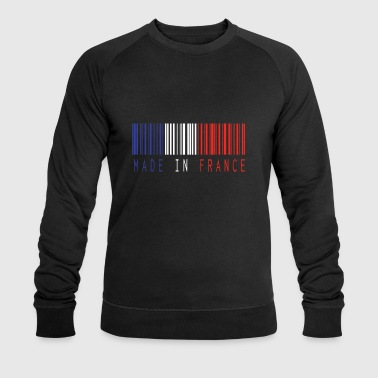 MADE IN FRANCE BARCODE - Sweat-shirt bio Stanley & Stella Homme