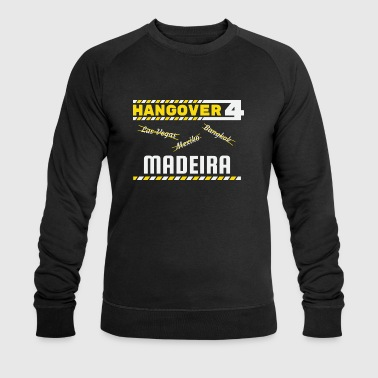 Hangover Party Madeira Portugal Travel - Men's Organic Sweatshirt by Stanley & Stella
