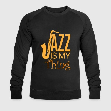 Jazz - My Passion - Sweat-shirt bio Stanley & Stella Homme
