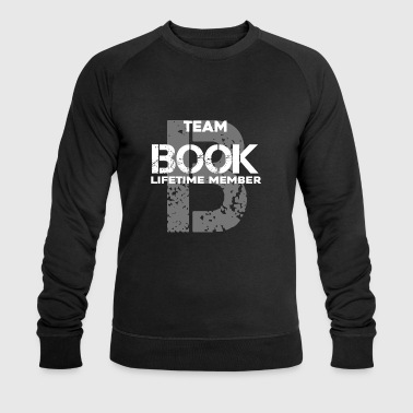 BOOK SHIRT - Men's Organic Sweatshirt by Stanley & Stella