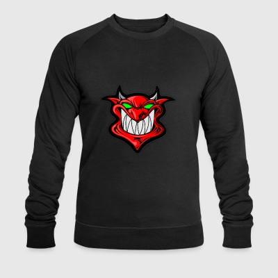 devil - Men's Organic Sweatshirt by Stanley & Stella