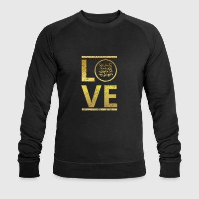 love calling profi king master weapons weapons cod - Men's Organic Sweatshirt by Stanley & Stella