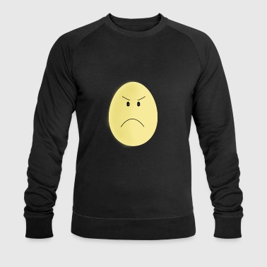 egg - Men's Organic Sweatshirt by Stanley & Stella