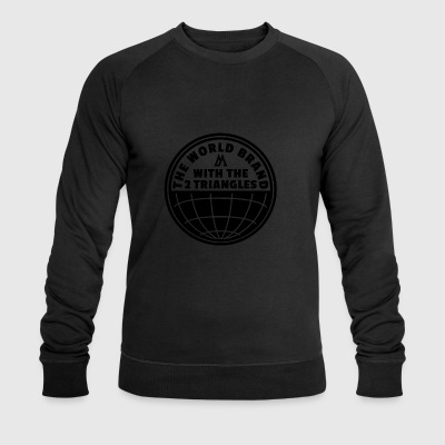 THE WORLD BRAND - Männer Bio-Sweatshirt von Stanley & Stella
