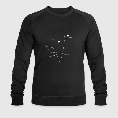 Addicted to send it - Men's Organic Sweatshirt by Stanley & Stella