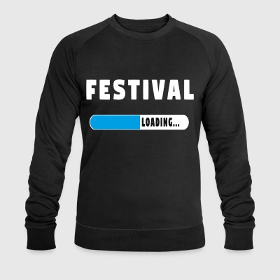 Festival Loading Shirt! - Men's Organic Sweatshirt by Stanley & Stella
