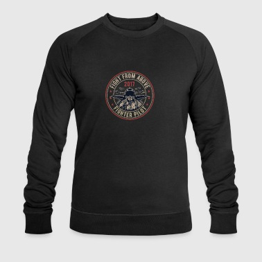 Death From Above2 - Men's Organic Sweatshirt by Stanley & Stella