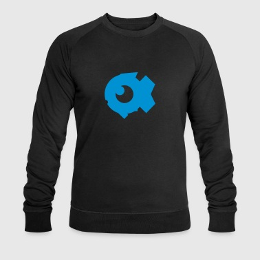 BubbleFish brand - Men's Organic Sweatshirt by Stanley & Stella