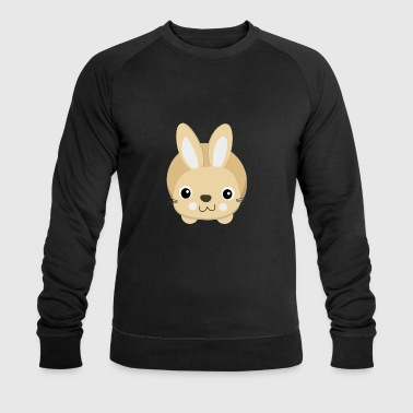Rabbit beige - Men's Organic Sweatshirt by Stanley & Stella