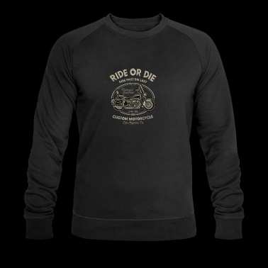 Ride Or The - Men's Organic Sweatshirt by Stanley & Stella