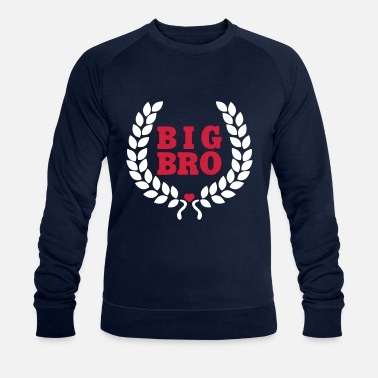 Big Big BRO - Big Brother - big brother - Sweat-shirt bio Stanley & Stella Homme