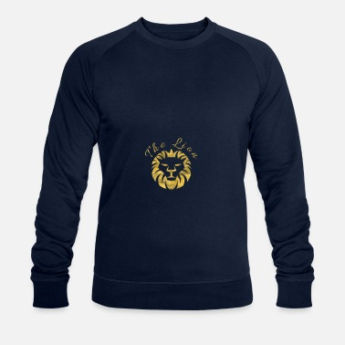 The Lion - Men's Organic Sweatshirt