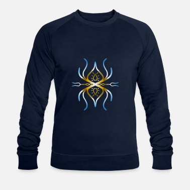 New Age Symbole new age - Sweat-shirt bio Homme