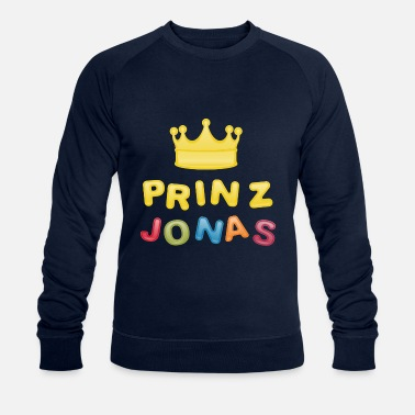 Prince Jonas - Sweat-shirt bio Homme
