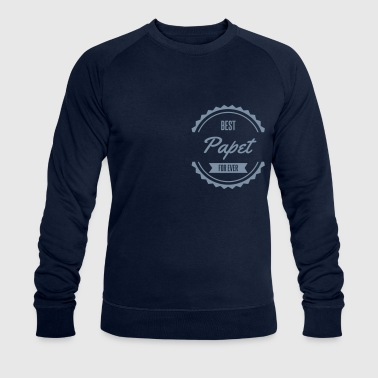 best papet noël grand père - Sweat-shirt bio Stanley & Stella Homme