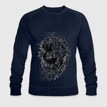 Roaring tiger - Men's Organic Sweatshirt by Stanley & Stella