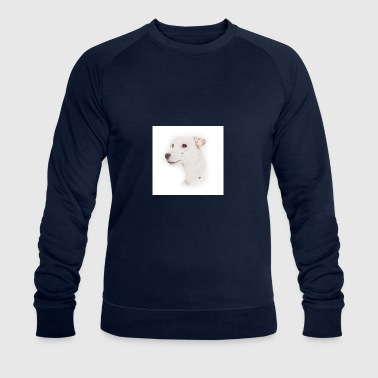 Jack Russell, Whistle - Men's Organic Sweatshirt by Stanley & Stella