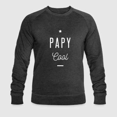 Papy PAPY COOL - Sweat-shirt bio Stanley & Stella Homme
