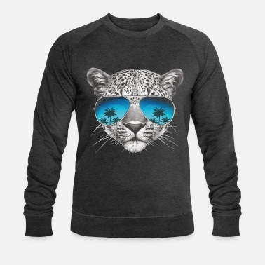 Animal Planet Animal Planet Leopard Cool - Men's Organic Sweatshirt
