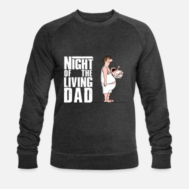 Daddy Of The Year bester Papa - Superdad - Daddy of the year - Männer Bio Pullover