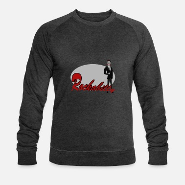 Rockabilly Rockabilly - Men's Organic Sweatshirt