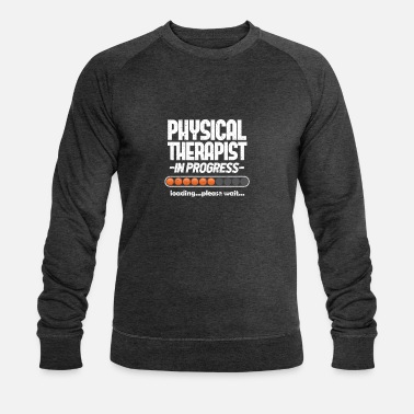 Physiotherapist Physiotherapist - Men's Organic Sweatshirt