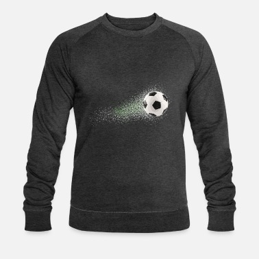sport de football - Sweat-shirt bio Homme