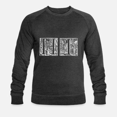 Salut salut - Sweat-shirt bio Homme