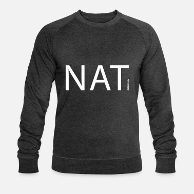Nat NAT - Mannen bio sweater