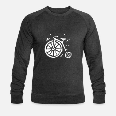 Roue roue - Sweat-shirt bio Homme