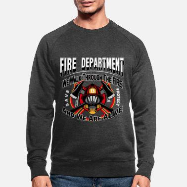 Firefighters - Men's Organic Sweatshirt