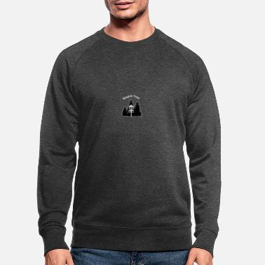 Golf Golf Golf Club Golf - Sweat-shirt bio Homme