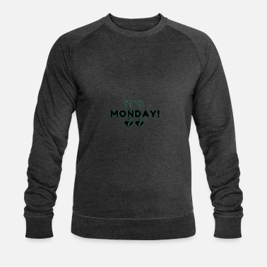 Lundi lundi - Sweat-shirt bio Homme