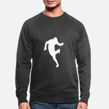 Jumpstyle T-shirt Jumpstyle - Sweat-shirt bio Homme