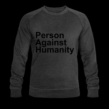 PERSON - Økologisk sweatshirt for menn fra Stanley & Stella